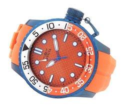 Invicta 50mm Pro Diver Medusa Quartz Silicone Strap Watch