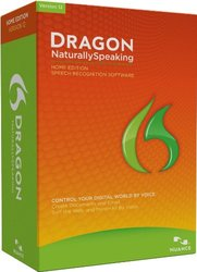 Nuance Dragon Naturally Speaking Home 12.0 - English