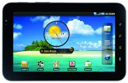 "Verizon Samsung Galaxy Tab 7"" Tablet 2GB - Black (SCH-I800BKV)"