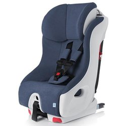 Clek Foonf 2014 Convertible Car Seat - Blue/White Blue Moon (FO14U1BLW)