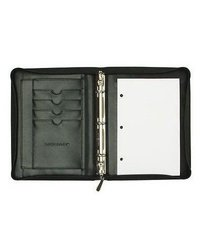 """206-0286 Day Runner Deco Size 4 Binder with Undated Starter Set. Ring Size 3/4"""". Refill Size 5 1/2"""" x 8""""."""