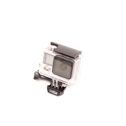 GoPro HERO4 12MP Action Camera - Silver (CHDHY-401)
