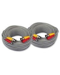 Night Owl 60' Extension Cables - 2 Cables (CAB-2PK-24AWG)