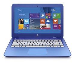"HP Stream 13.3"" Laptop 2.16GHz 2GB 32GB Windows 8 - Blue (13-c010nr)"