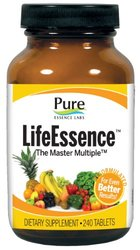 Pure Essence Lifeessence, Tablets, 240-Count
