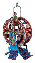 Penny Toy Ferris Wheel Tin Toy