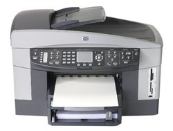 HP OfficeJet All-in-One Printer - Black - (7310)