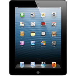 """Apple iPad 9.7"""" Tablet 16GB WiFi + Verizon 4G - Black (MD522LL/A)"""