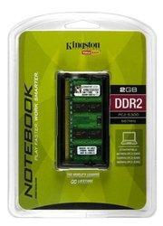Kingston 2GB Value RAM 667MHz DDR2 Non ECC CL5 Sodimm Notebook Memory