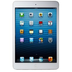 "Apple iPad mini 7.9"" Tablet 16GB WiFi + AT&T 4G - White (ME033LL/A)"