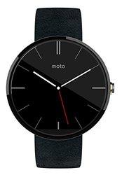 Motorola Moto 360 Modern Timepiece Smart Watch - Black (00418NARTL)
