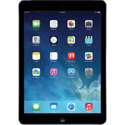 Apple iPad Air 128GB Wi-Fi + 4G AT&T - Space Gray (MF015LL/A)