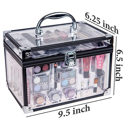 ... Shany Cosmetics Carry All Trunk Professional Makeup Kit ...
