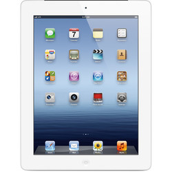 Apple iPad 3 64GB Wi-Fi + AT&T - 3rd Generation - White (MD371LL/A)