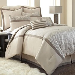 Comforter Set (8-piece): Mercer/queen