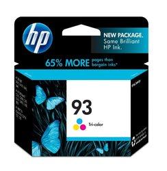 HP 93 Tri-Color Ink Cartridge(C9361WN#140)