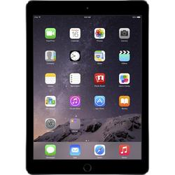 "Apple iPad Air 2 9.7"" Tablet 128GB Wi-Fi - Space Gray (MGTX2LL/A)"