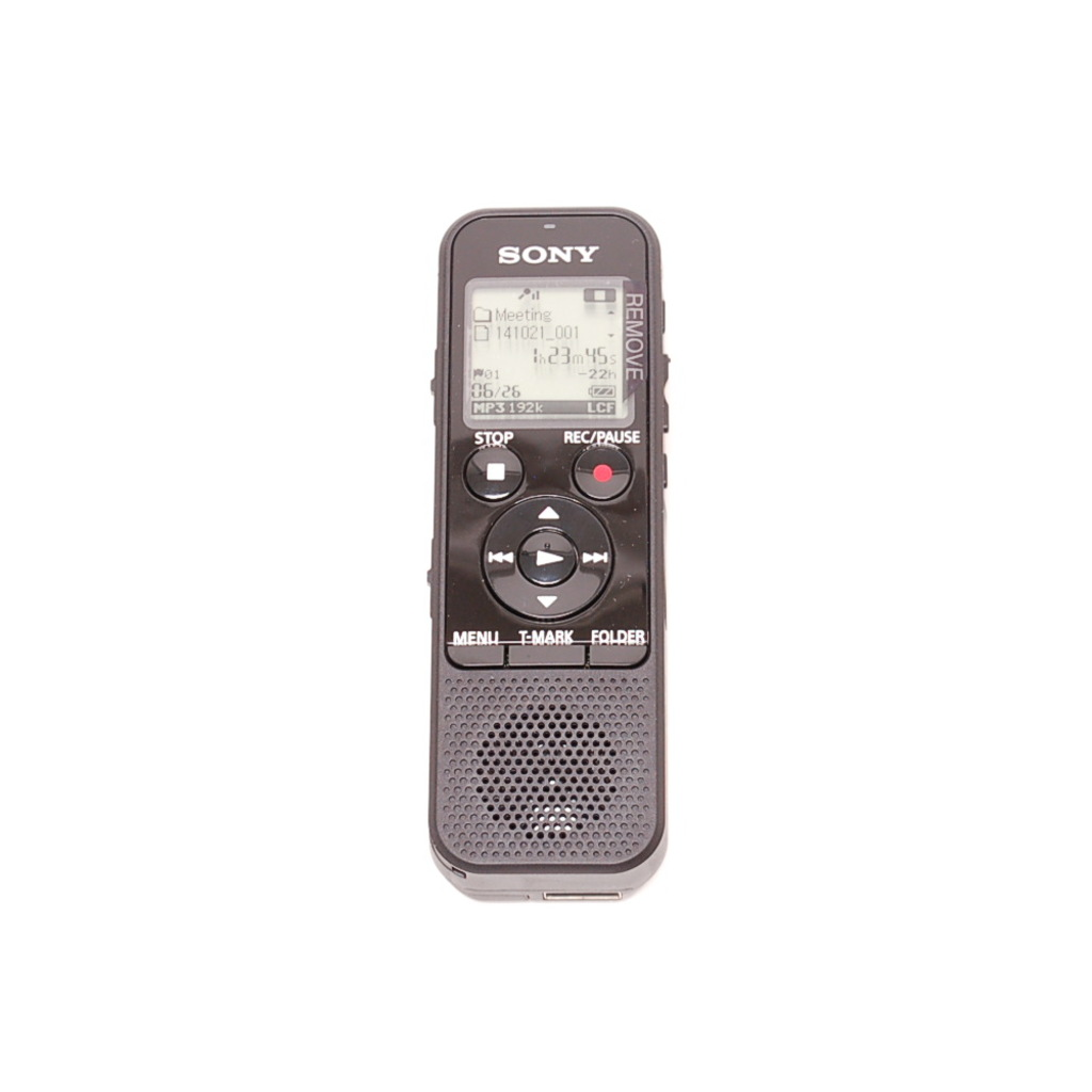 Sony Stereo Ic Digital Voice Recorder 4gb Direct Usb Icd Px440 Circuit