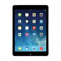 """Apple iPad Air 9.7"""" Tablet 16GB WiFi + AT&T - Space Gray (ME991LL/A)"""