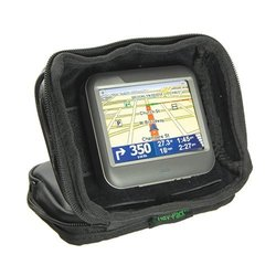 Bracketron Nav-Pack Weighted GPS Dash Mount / Carrying Case (UFM-300-BX)