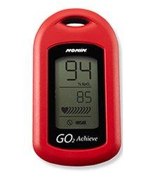 Nonin GO2 Achieve Personal Finger Pulse Oximeter - Red