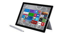 "Microsoft Surface Pro 3 12"" Tablet 64GB Wi-Fi - Silver (4YM-00001)"