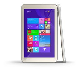 "Toshiba Encore 2 8"" Tablet 32GB Windows 8.1 - Gold (PDW0AU-00601F)"