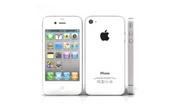Apple iPhone 4 8GB Smartphone for Verizon Wireless/PagePlus -White (A1349)