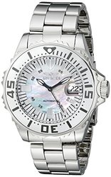 Invicta Men's Pro Diver Analog Display Automatic Watch - Silver (17722)
