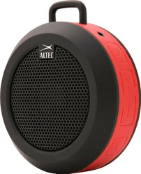 Altec Lansing iMW355 Orbit Bluetooth Speaker, Red