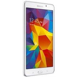 "Samsung Galaxy Tab 4 7"" Tablet 8 GB Android 4.4 - White (SM-T230NZWAXAR)"