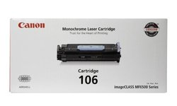 Canon 106 Black Copier Toner Cartridge for imageCLASS MF6500 Series