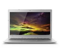 Toshiba 13.3 Inch Laptop 2.16 GHz 2GB 16GB Chrome (CB35-B3330)