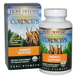 Fungi Perfecti Host Defense Cordyceps Capsules, 120 Count