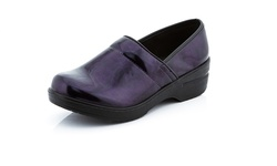 Rasolli Women's Dannis Clogs Patent - Purple - Size: 8