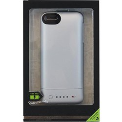 Mophie Juice Pack Helium Battery Case for iPhone 5/5s - Silver