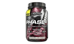 Lovate MuscleTech Phase 8 Protein Powder 2.0lb - Chocolate