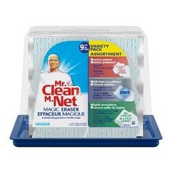 Mr. Clean Magic Eraser, 9 Counts