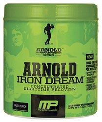 Arnold Schwarzenegger Series Arnold Iron Dream Fruit Punch -- 5.92 oz