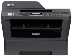 Brother Wireless Monochrome Printer with Scanner (MFC7860DW)