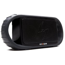 Ecoxgear Rugged and Waterproof Wireless Bluetooth Speaker - Black