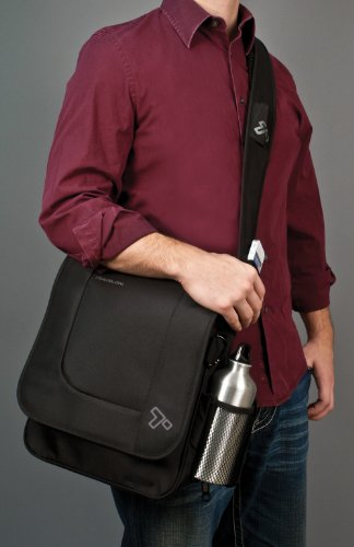 c2b0d3884d Travelon Anti-Theft Urban North South Messenger Bag - Black One Size ...