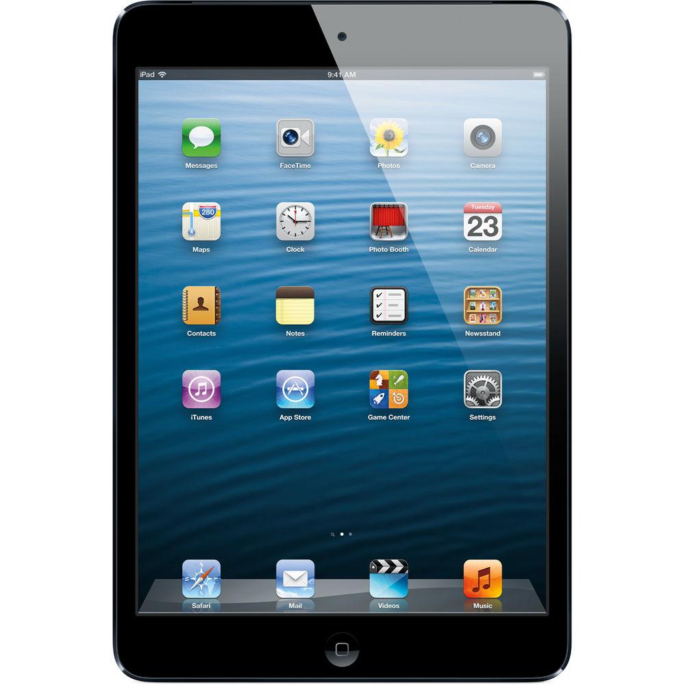Apple Ipad Mini 79 32gb Tablet Wi Fi Verizon Black Md541ll A Pro 129 Grey Wifi Only