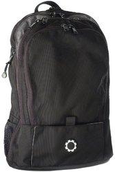 DadGear Backpack Diaper Bag - Solid Black
