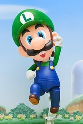 Good Smile Super Mario: Luigi Nendoroid Figure 327706