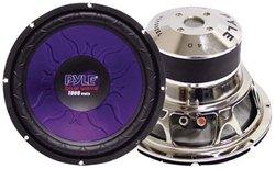 """Pyle Blue Wave PL1590BL 15"""" 1400 Watt Subwoofer- 1 Pack - 4 Ohm"""