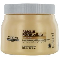 L'Oreal Professional Serie Expert Absolut Repair Cellular Masque (16.9 oz.)