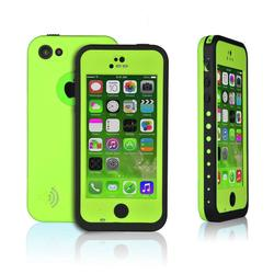 Redpepper Waterproof Shockproof Case/Cover for iPhone 5C - Green