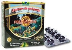 Polenectar 60 Softgels Brazil Green Bee Propolis