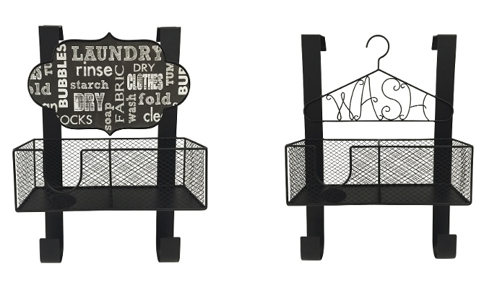 ... Boston Warehouse Laundry Words Over The Door Ironing Board Holder ...